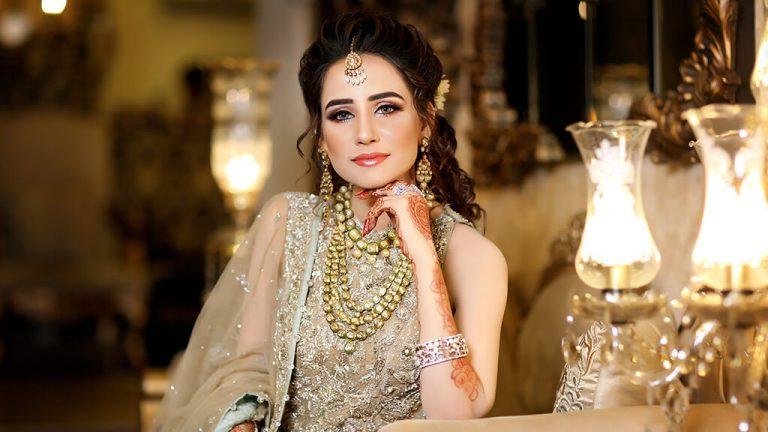 Pakistani bridal Mehndi Dresses Guide
