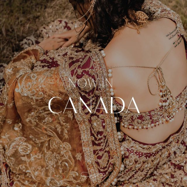 WE ARE OPEN IN #CANADA @samsara.canada. Taking appointments Monday to Saturday 11am to 8pm at our studio located at 2275 Britannia Road West #Mississauga, #Ontario.  To book your appointment/consultations contact us at +1 416 822 6022 /+1-647-545-6555! #SamsaraCoutureHouse . . . . #SamsaraBride #Toronto #ontario #brampton #milton #scarborough #richmondhill #montreal #vancouver #okanagan #quebec #the6 #desibaddies #PakistaniCanadian #indianCanadian #BrownGirls #Pakistanibridal #PakistaniWedding #PakistaniBride #thepakistanibride #americandesi #pakistaniamericanfashion #pakistaniamerican #canadianpakistani #canadianindianfashion #canadianindian