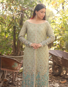 pakistani wedding dresses for sister of the bride