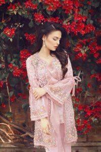 stitched pret dress by samsara